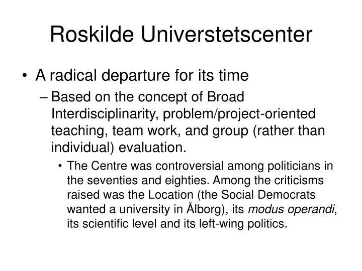 Roskilde Universtetscenter