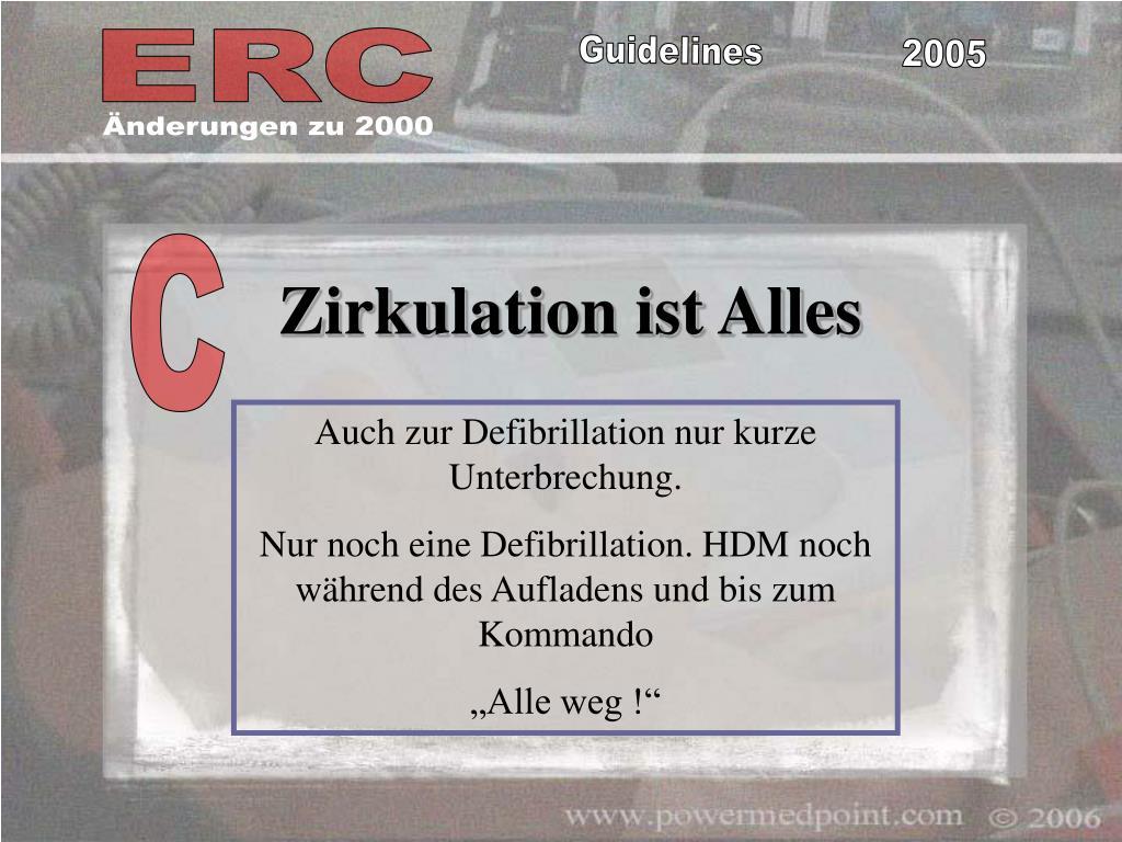 Änderungen zu 2000