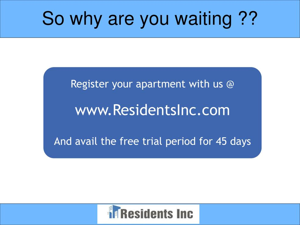 So why are you waiting ??