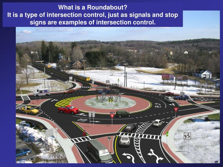 What is a Roundabout?