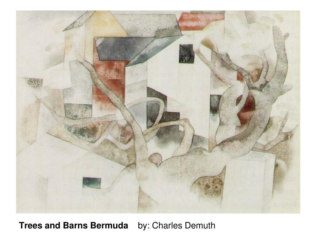 Trees and Barns Bermuda