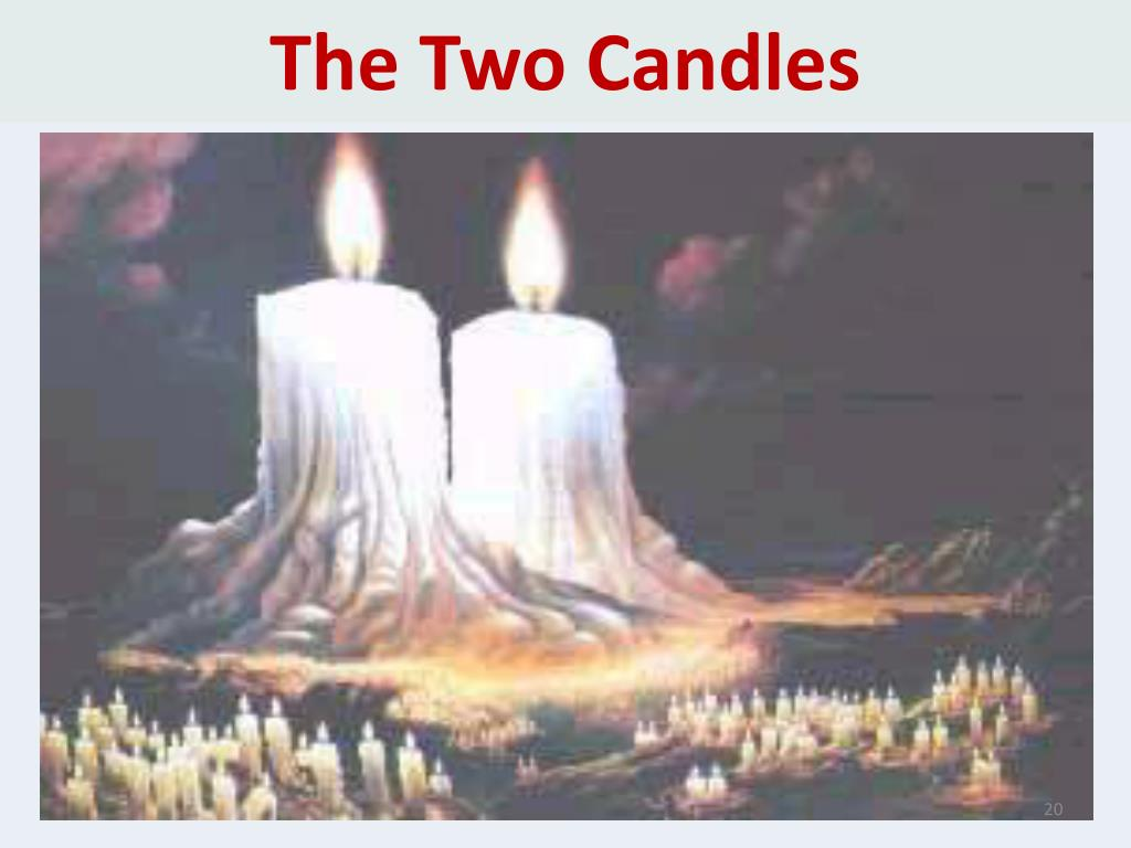 The Two Candles