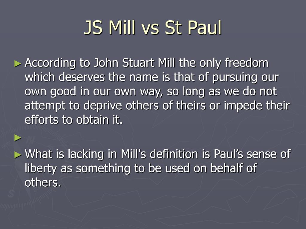 JS Mill vs St Paul