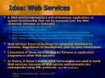 idea web services