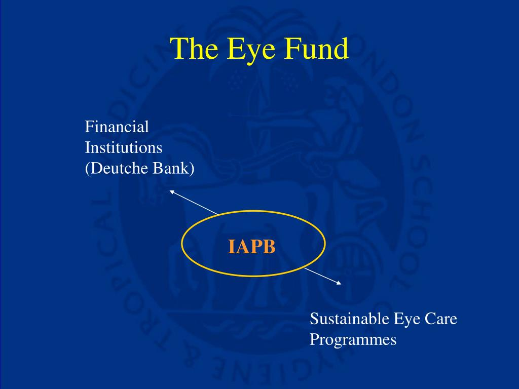 The Eye Fund