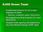 sjhs green team13