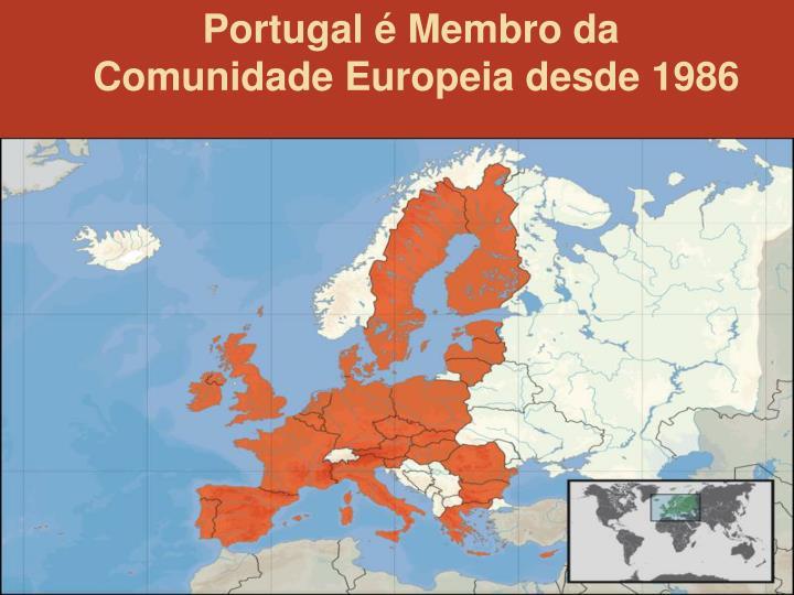 Portugal é Membro da