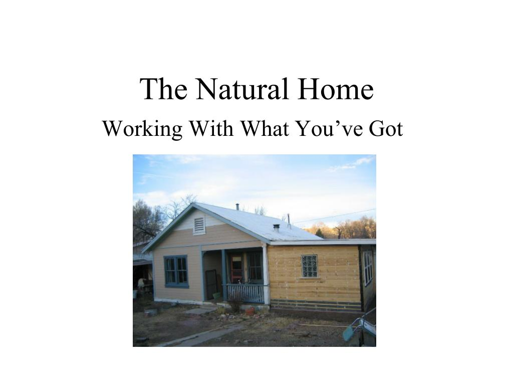 the natural home l.