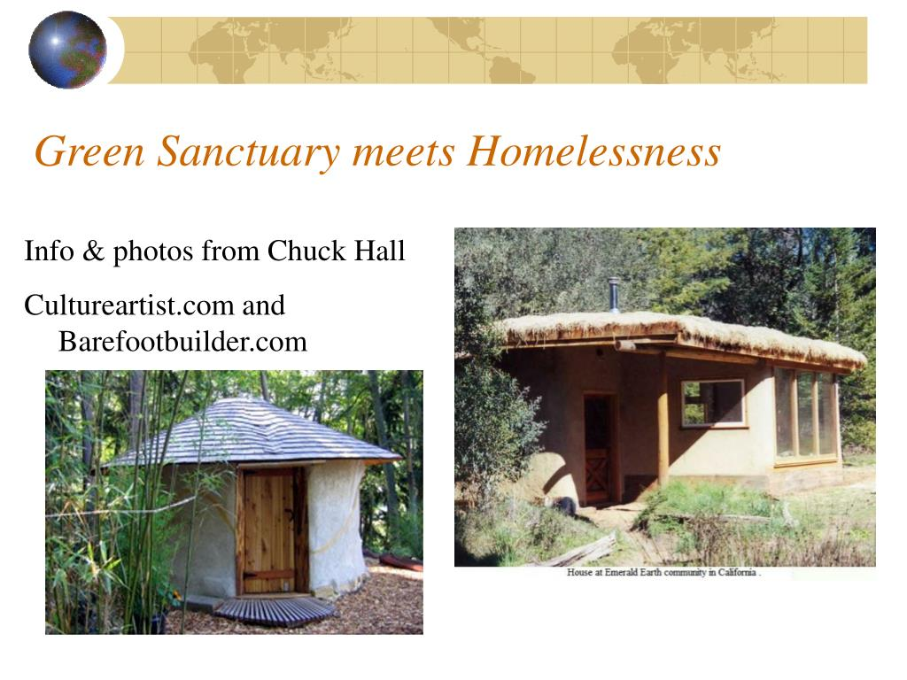 Green Sanctuary meets Homelessness