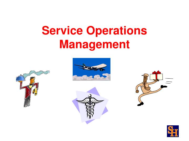 service operations management n.