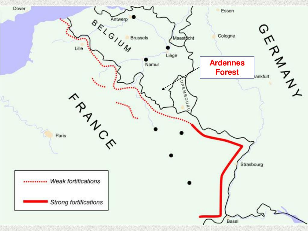 Ardennes Forest