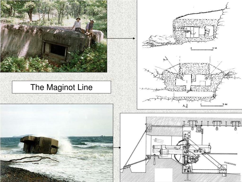 The Maginot Line