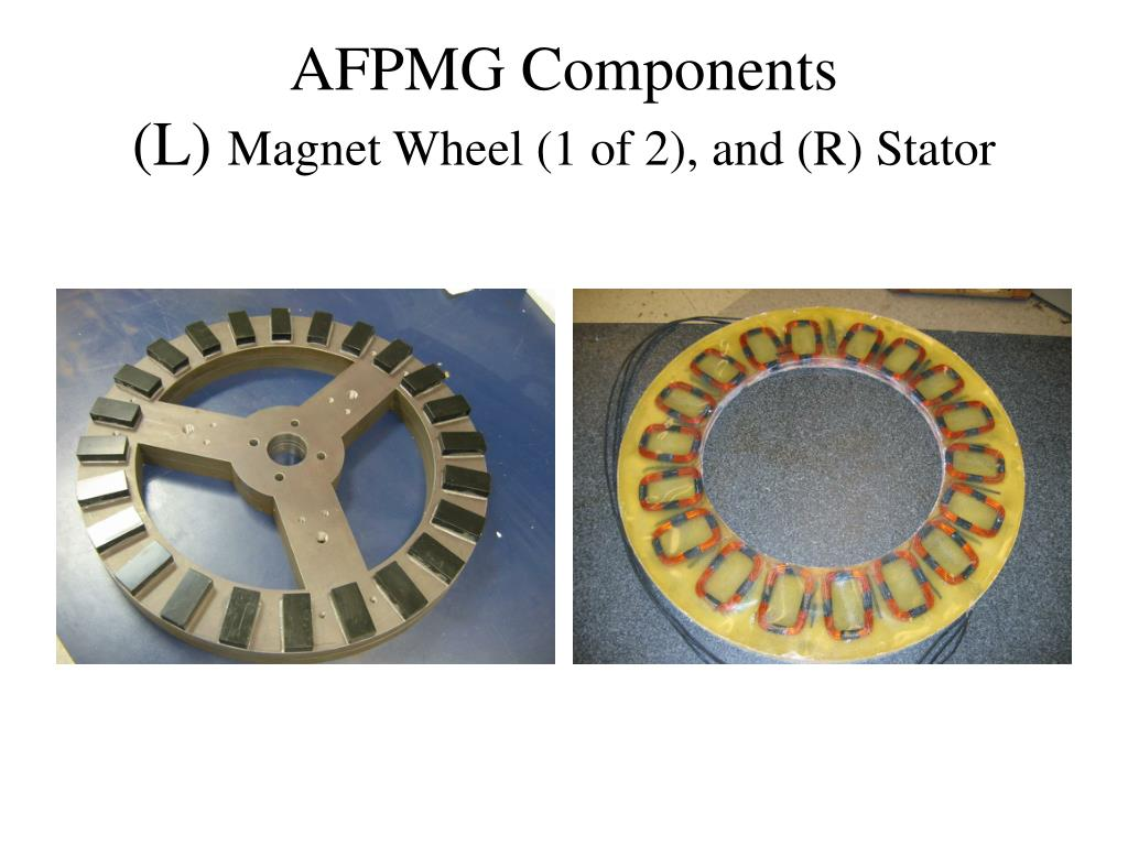 AFPMG Components