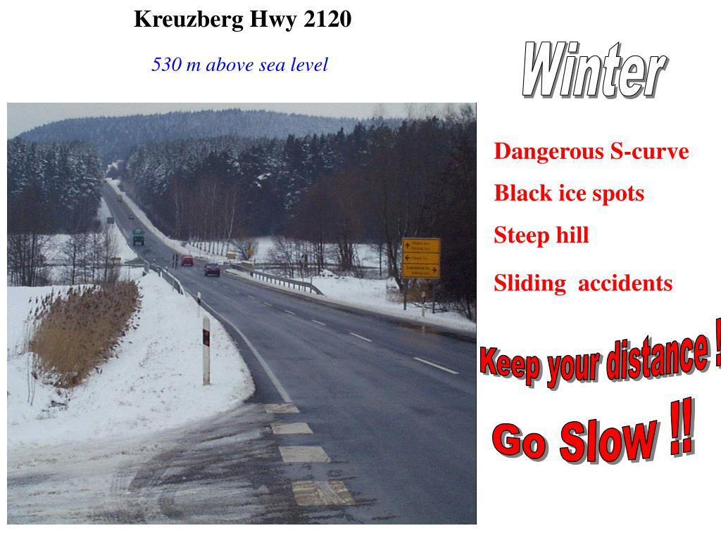 Kreuzberg Hwy 2120