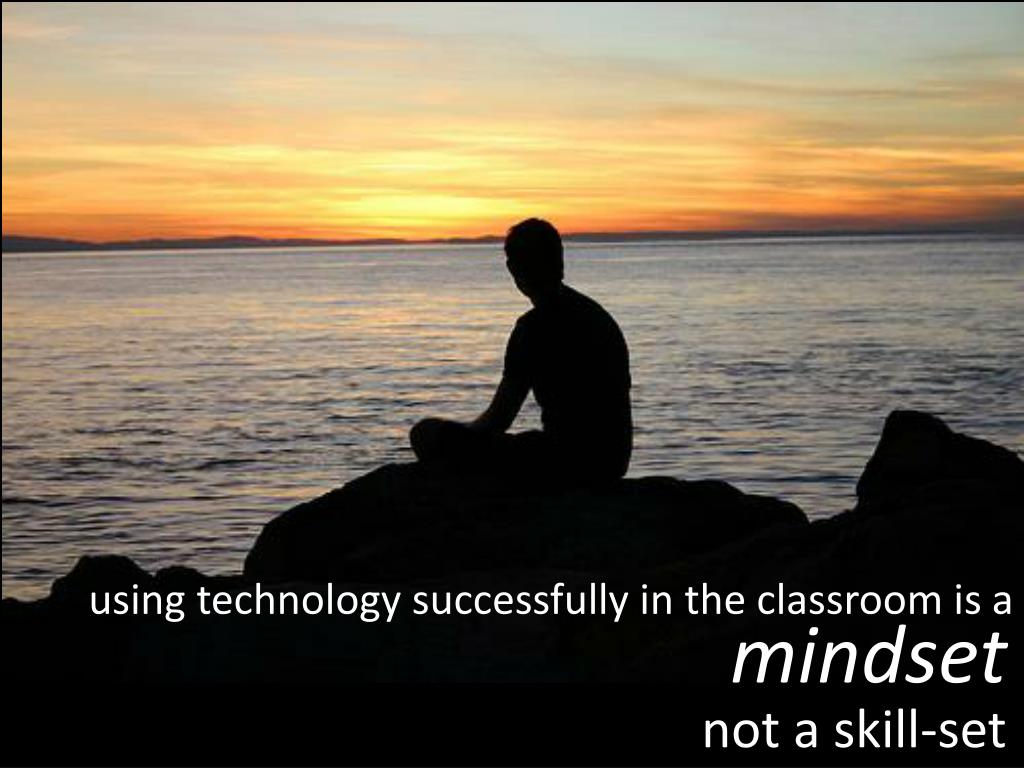 using technology successfully in the classroom is a