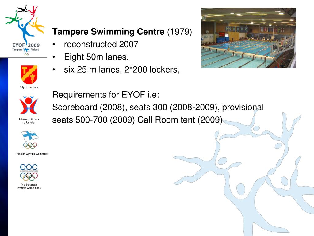 Tampere Swimming Centre