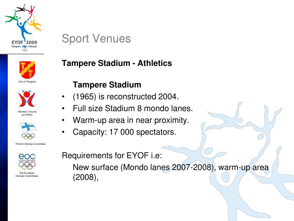Sport Venues