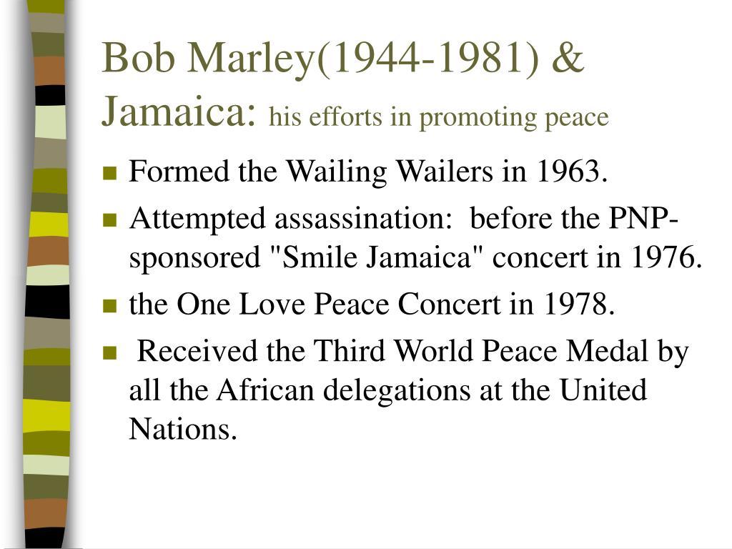 Bob Marley(