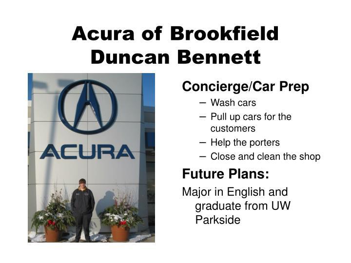 Acura of Brookfield