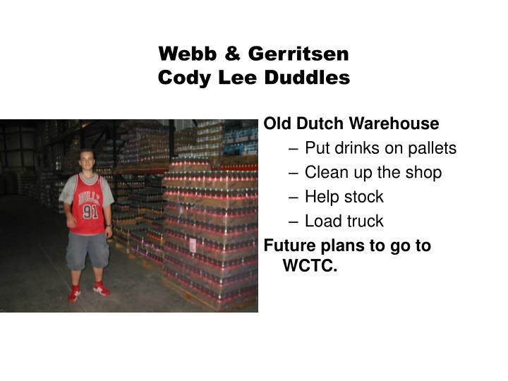 Webb & Gerritsen