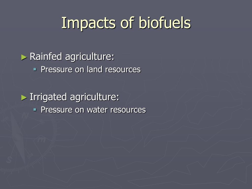 Rainfed agriculture: