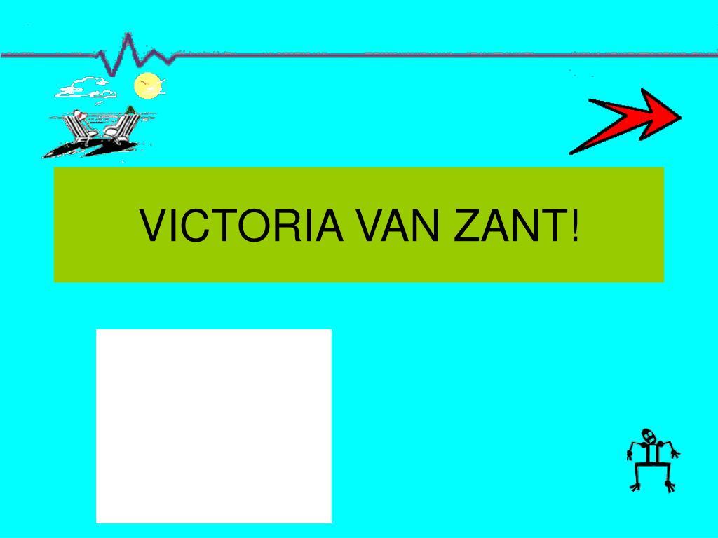 victoria van zant l.