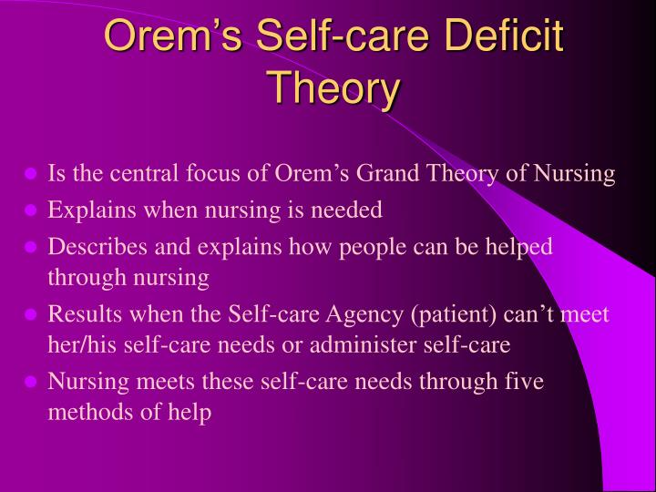 compare and contrast nursing grand and midrange nursing theories Orem, mid-range & grand theories a 3 page research paper that offers an examination of orem's theoretical perspective as it differentiates between the grand and mid-range versions of orem's model of nursing and then goes on to discuss the substance of her mid-range theory, that is, her self-care deficit theory of nursing and its application.
