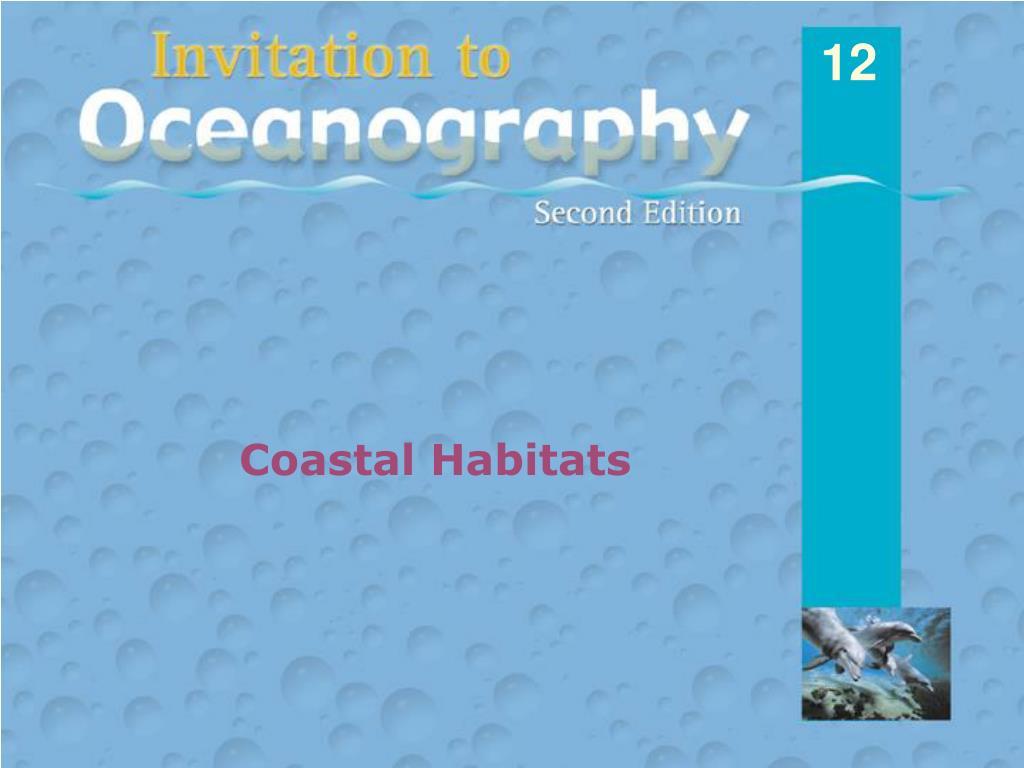 coastal habitats l.