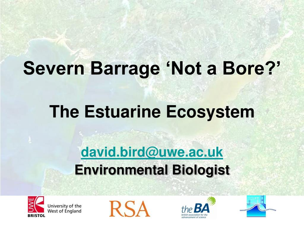 Severn Barrage 'Not a Bore?'