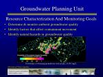 groundwater planning unit14