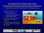 groundwater protection unit11
