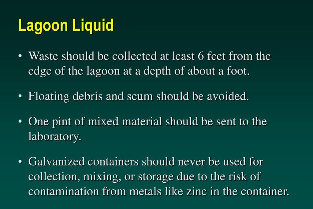 Lagoon Liquid