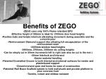 benefits of zego