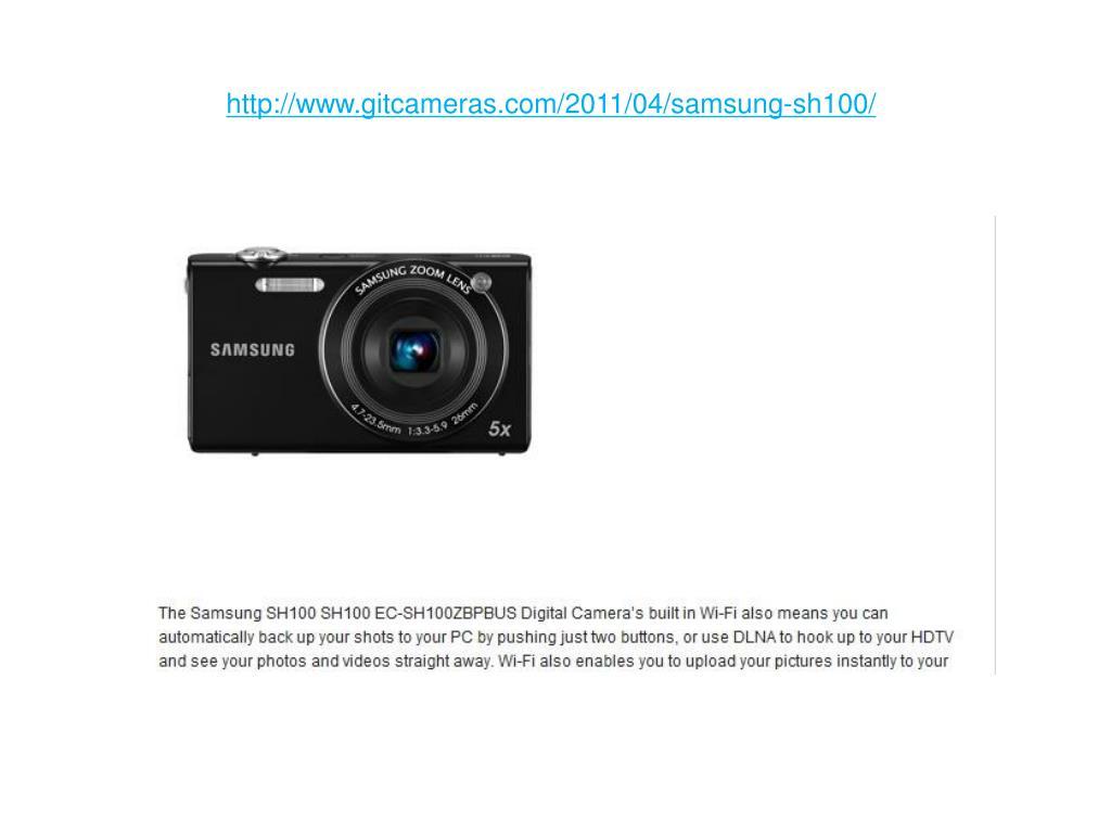 http www gitcameras com 2011 04 samsung sh100 l.