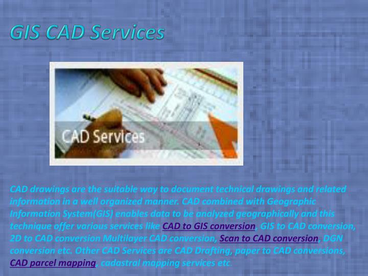 gis cad services n.