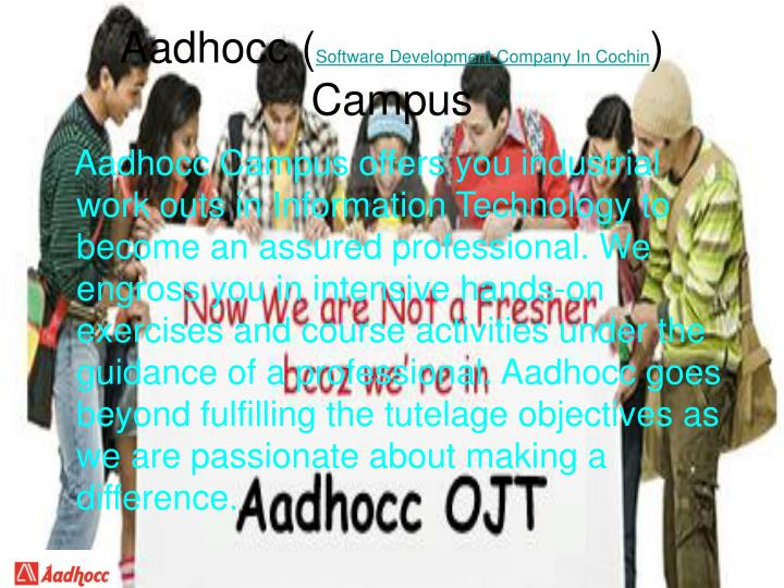 Aadhocc (