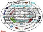 aadhocc the leading seo company in cochin