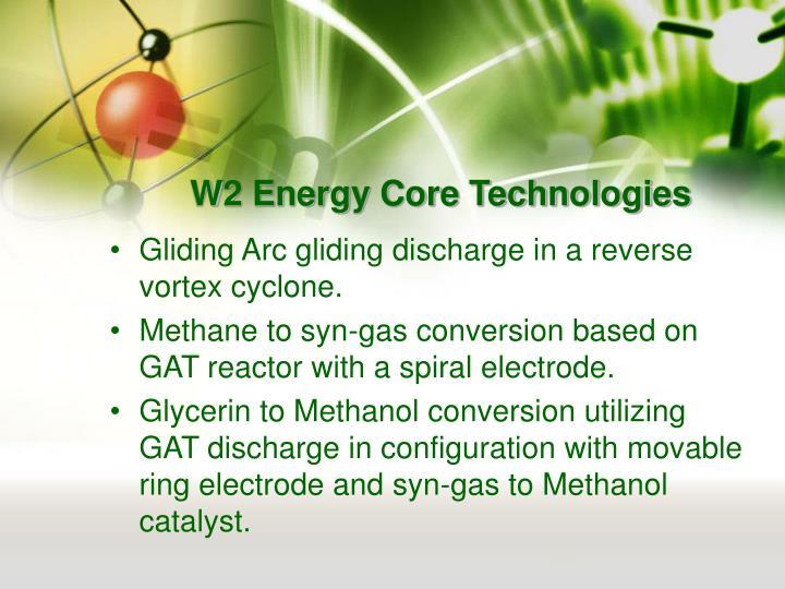 W2 Energy Core Technologies