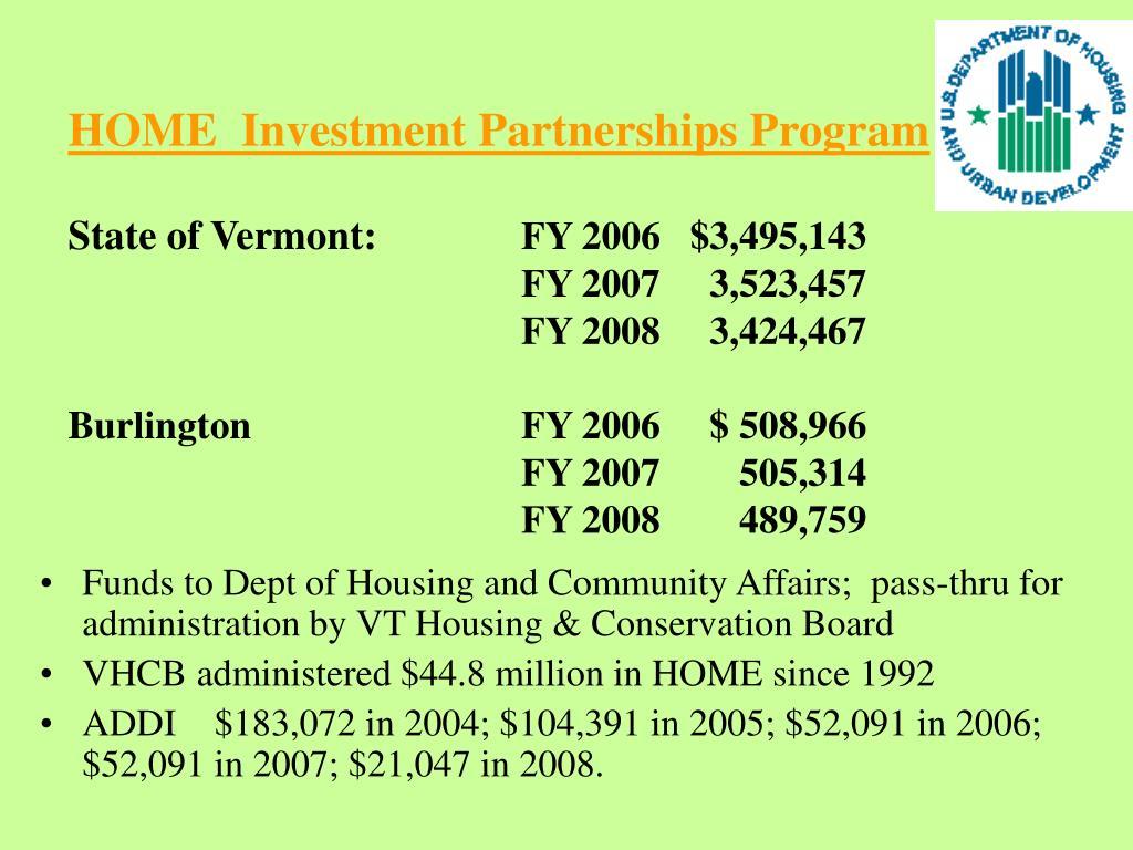 PPT - U S  Department of Housing and Urban Development