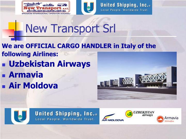 New Transport Srl