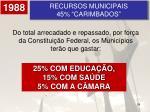 recursos municipais 45 carimbados