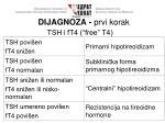 dijagnoza prvi korak1