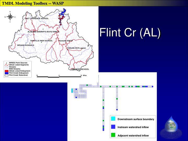 Flint Cr (AL)