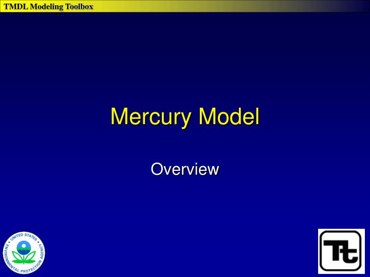 Mercury Model