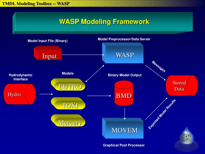 WASP Modeling Framework