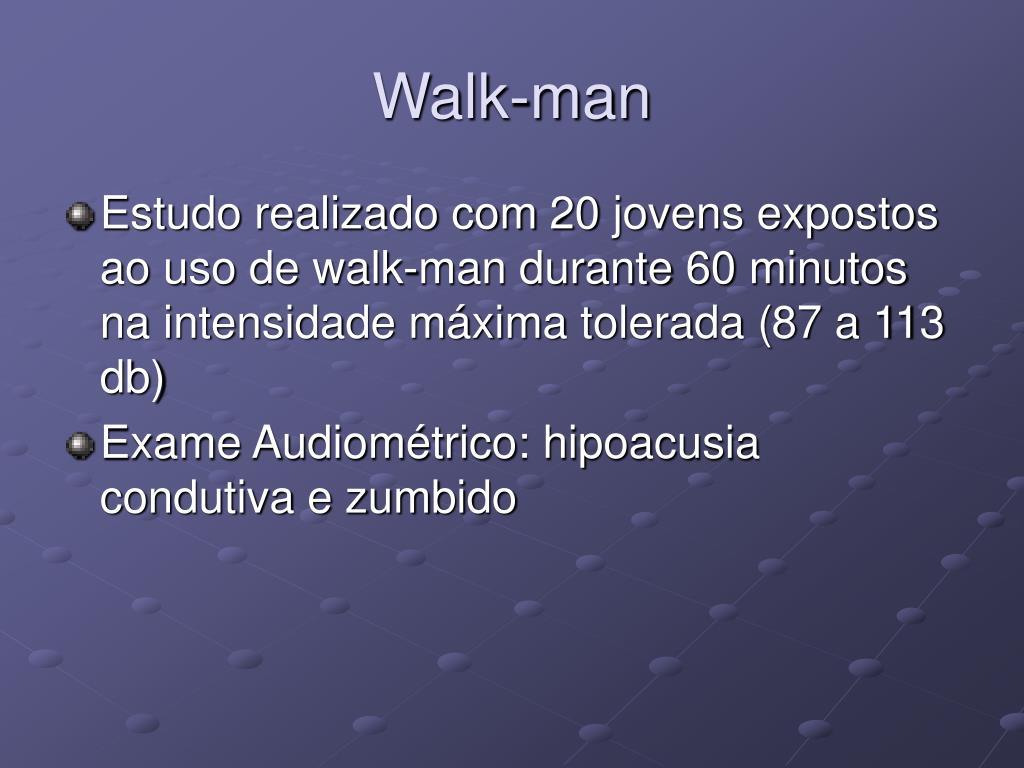 Walk-man