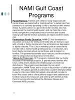 nami gulf coast programs