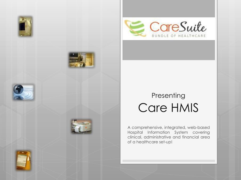 presenting care hmis l.