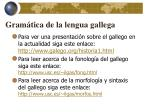 gram tica de la lengua gallega