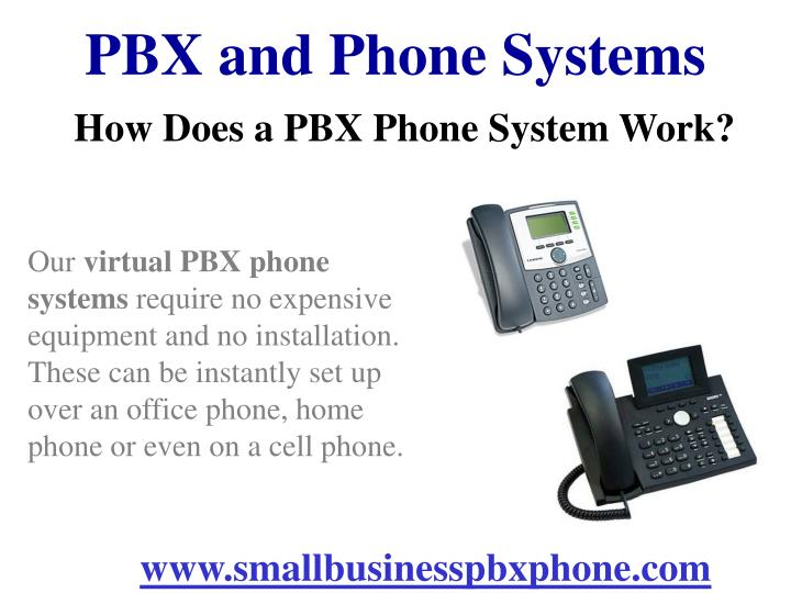 Pbx and phone systems3